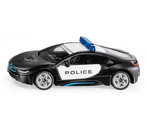 BMW i8 Police