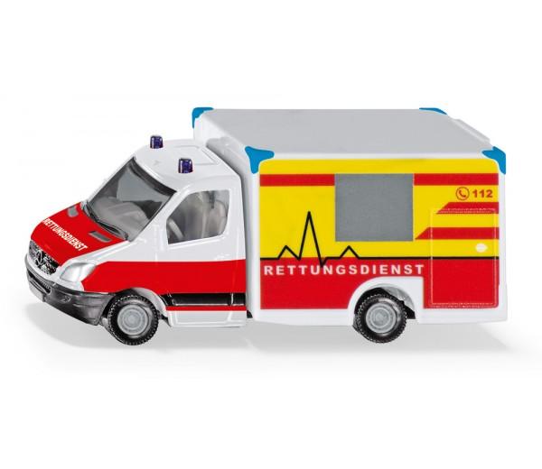 Ambulance/Rettungswagen