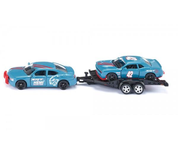 Dodge Charger met Dodge rally auto