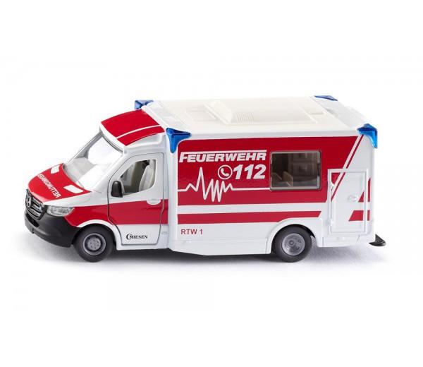 Ambulance MB Sprinter Miesen Type C