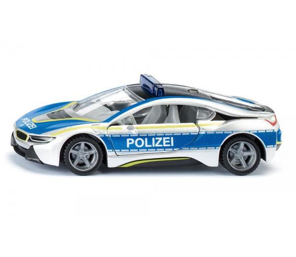 BMW i8 Politzei