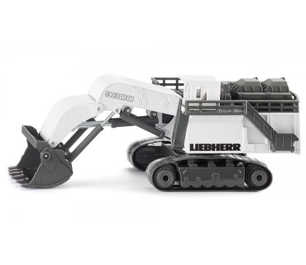 Liebherr R9800 mijnbouw graafmachine