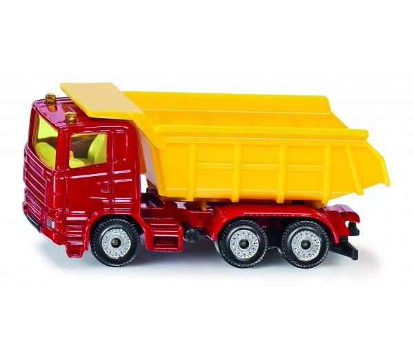 Vrachtwagen met kantelbak