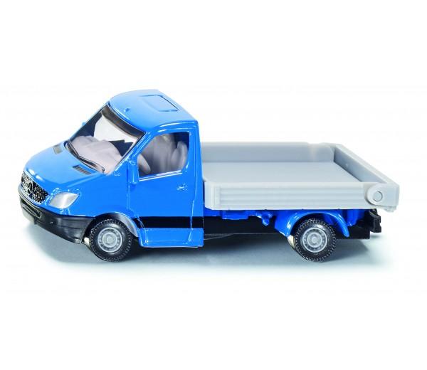 Transporter met laadbak