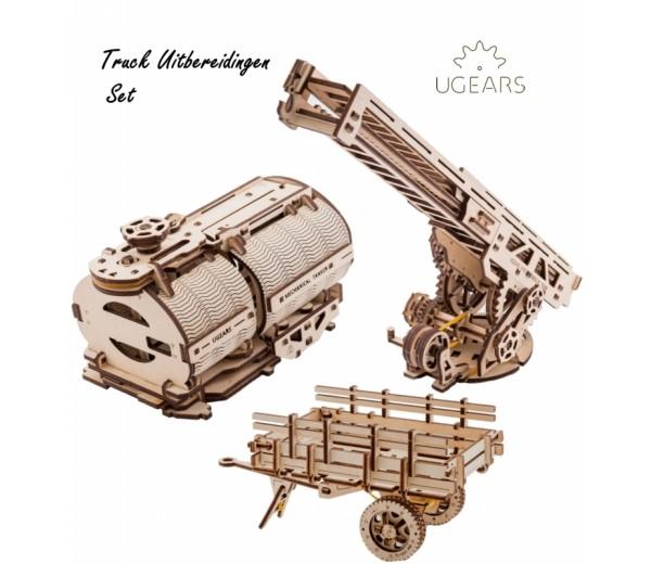 Truck UGM 11- Uitbreidingsset modelbouw