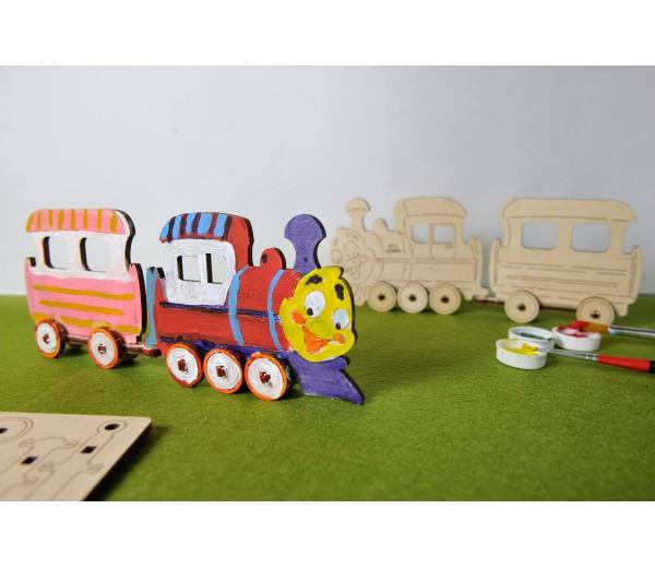 U-kids Locomotief