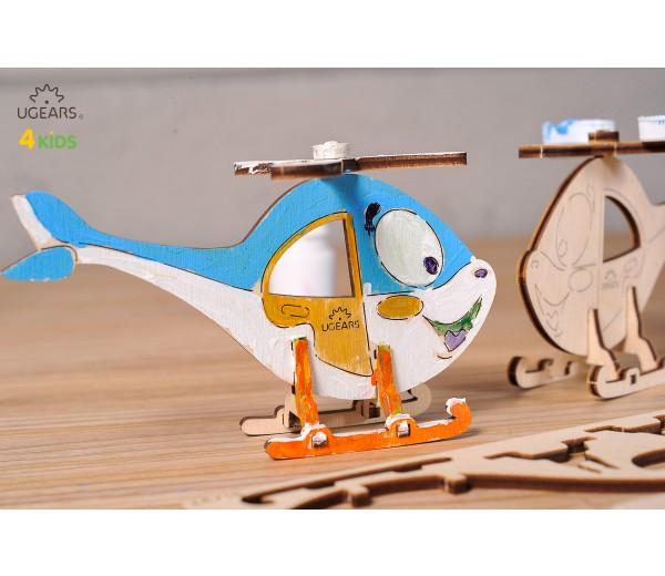 U-kids Helikopter