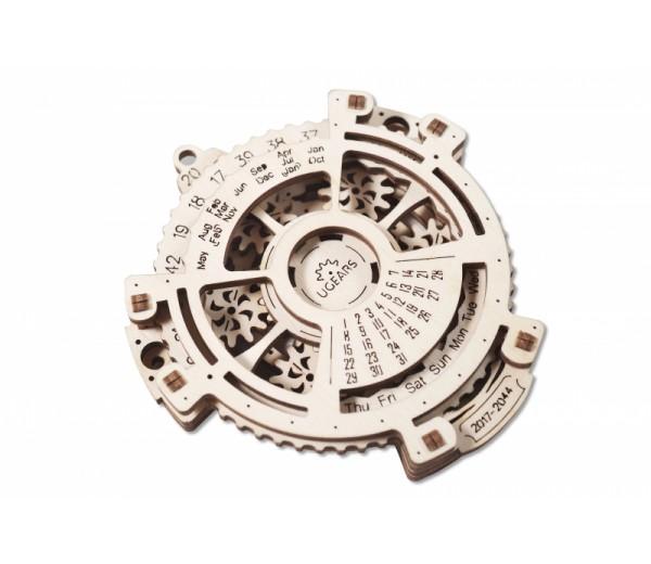 Date Navigator modelbouw