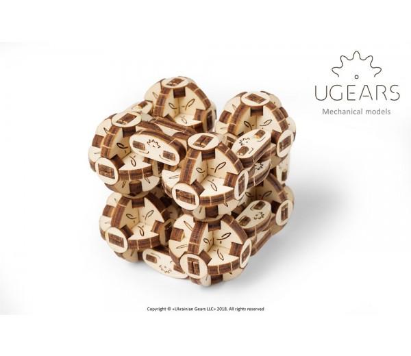 Flexi-Cubus modelbouw