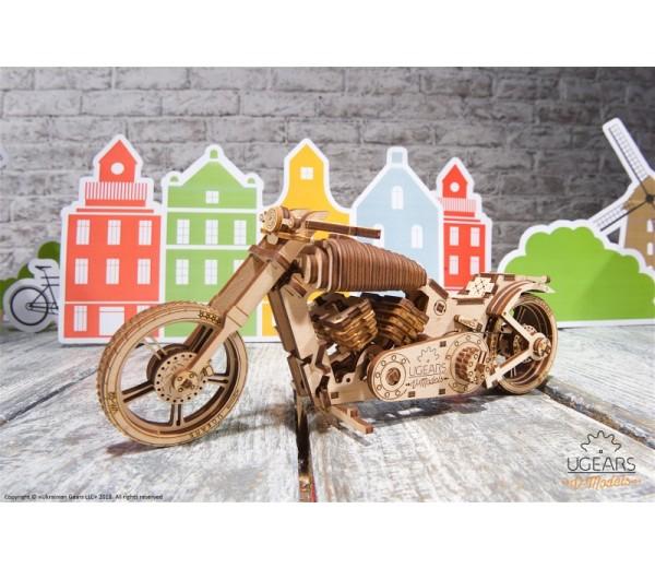 Bike VM-02 modelbouw
