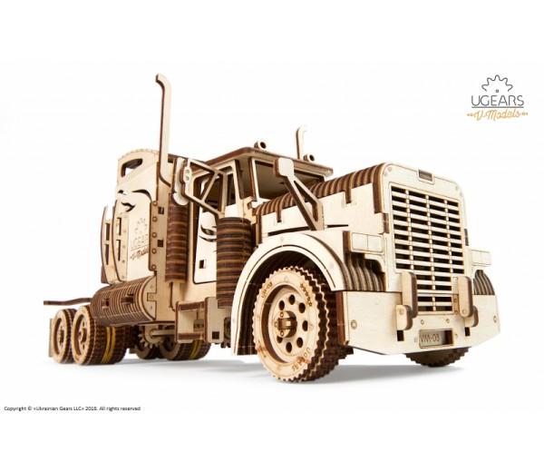 Heavy Boy Truck VM-03 modelbouw