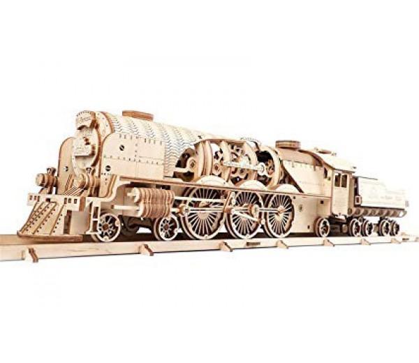 V-Express Stoomtrein modelbouw