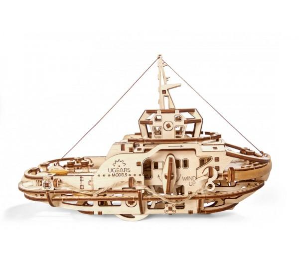 Modelbouw Tugboat - Sleepboot