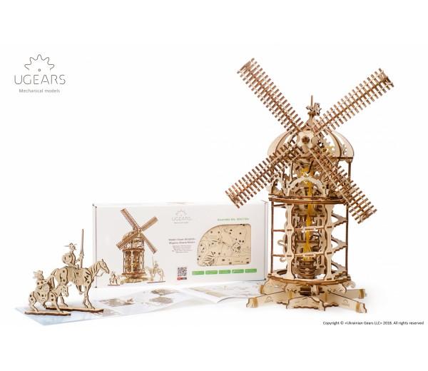 Molen modelbouw