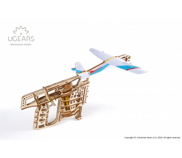 Vliegtuigwerper