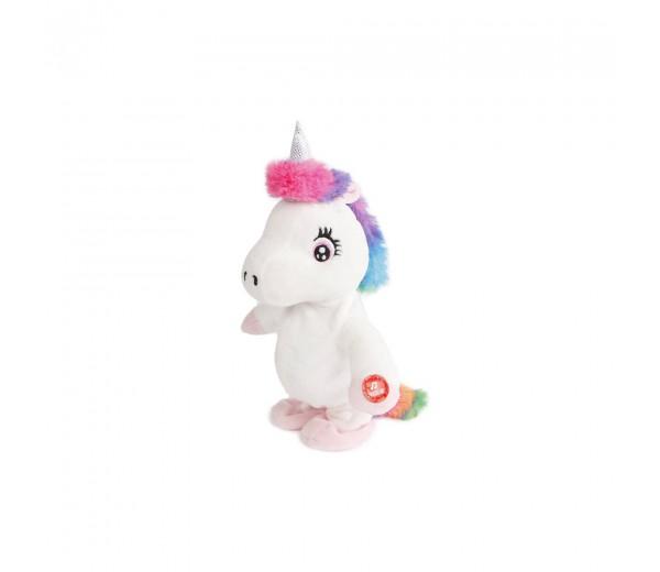 Walking and talking unicorn